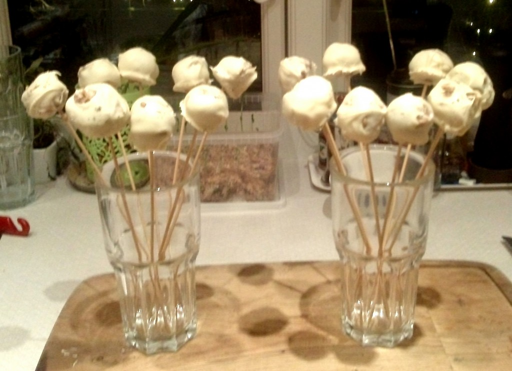 Popcakes - poppede kager
